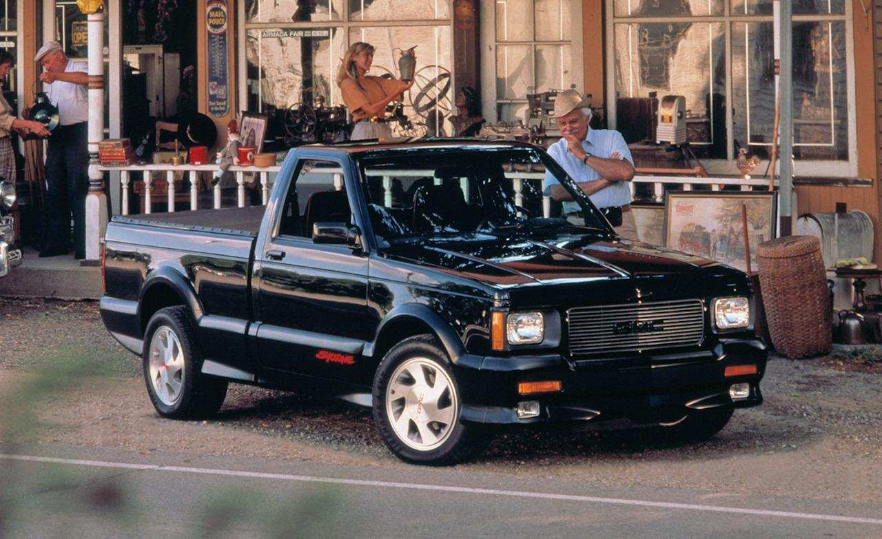 57 A 2020 Gmc Syclone Research New