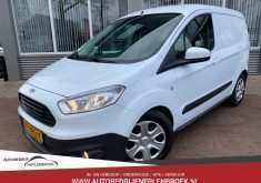 Ford Courier 2020