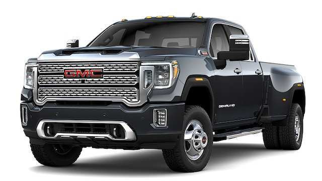 57 A Gmc New Truck 2020 History