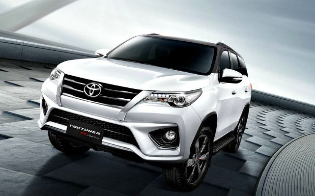 57 A Upcoming Toyota Fortuner 2020 Spesification