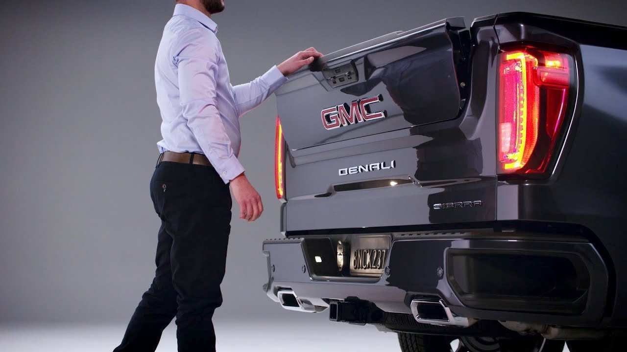 57 All New 2019 Bmw Sierra Tailgate Video Concept And Review