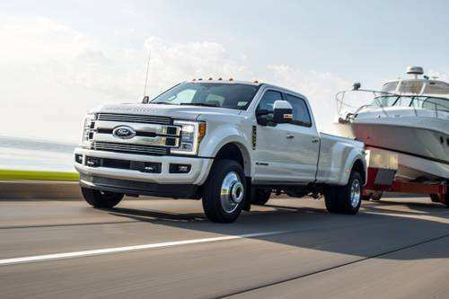 57 All New 2019 Ford Super Duty Diesel New Model And Performance