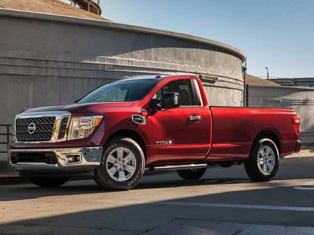 57 All New 2019 Nissan Titan Nismo Model