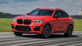 57 All New 2020 Bmw X4M New Review