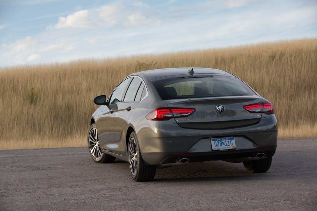 57 All New Buick Regal 2020 Performance