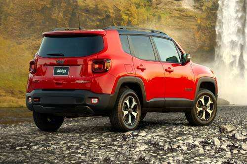 57 All New Jeep Renegade 2020 New Review