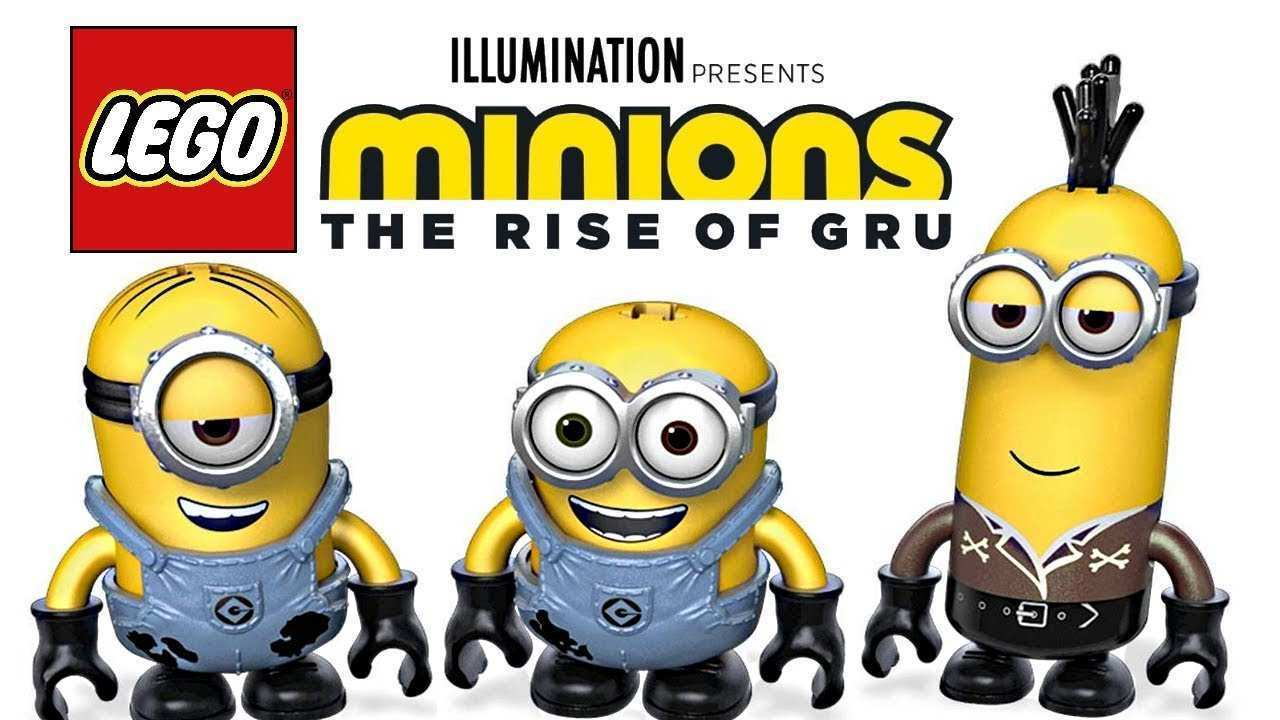 57 All New Minion 2 2020 Rumors