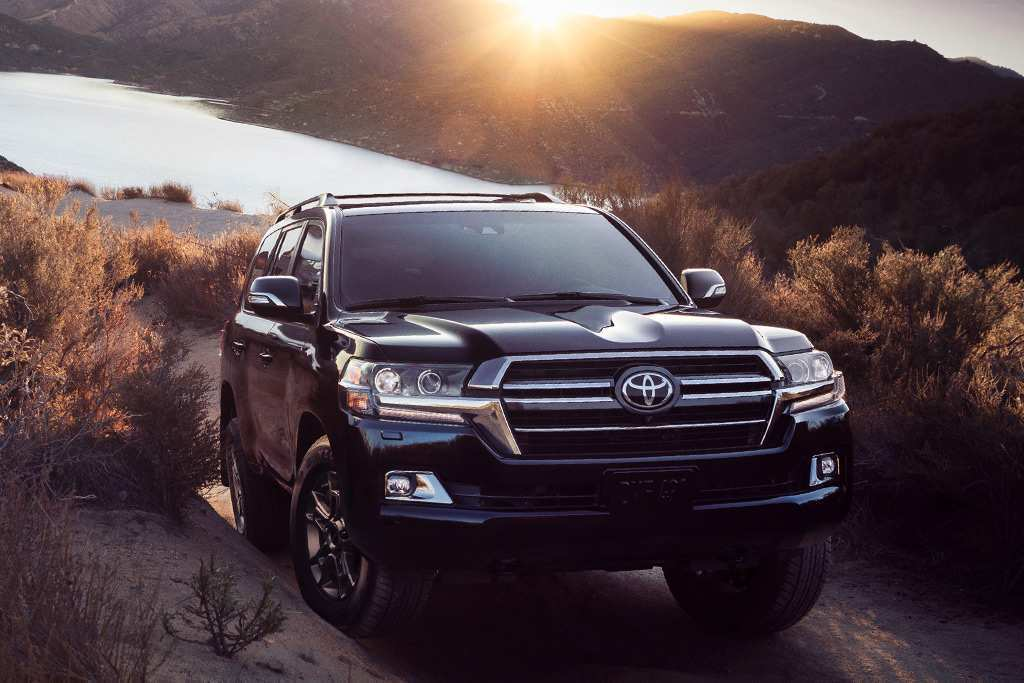 57 All New Toyota New Land Cruiser 2020 Style