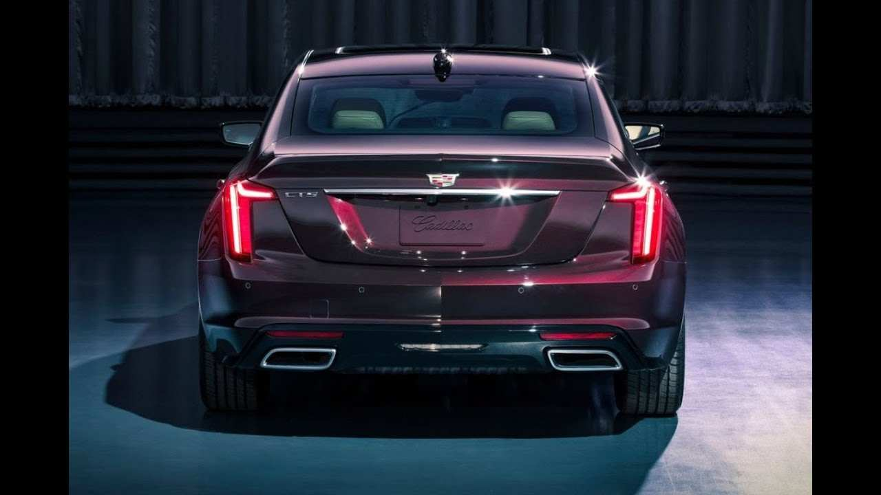 57 All New Youtube 2020 Cadillac Ct5 Specs And Review