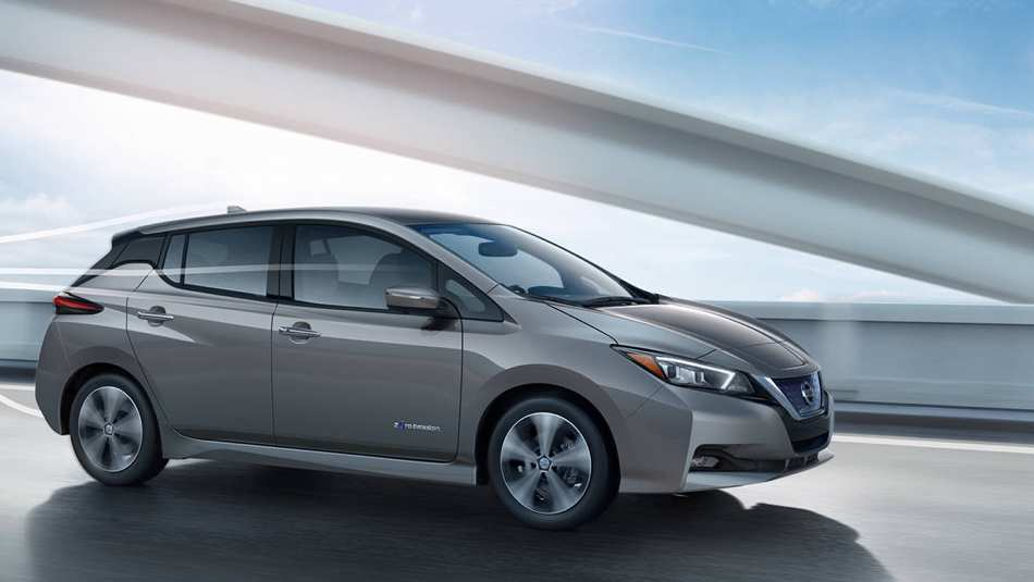 57 Best 2019 Nissan Electric Car Redesign