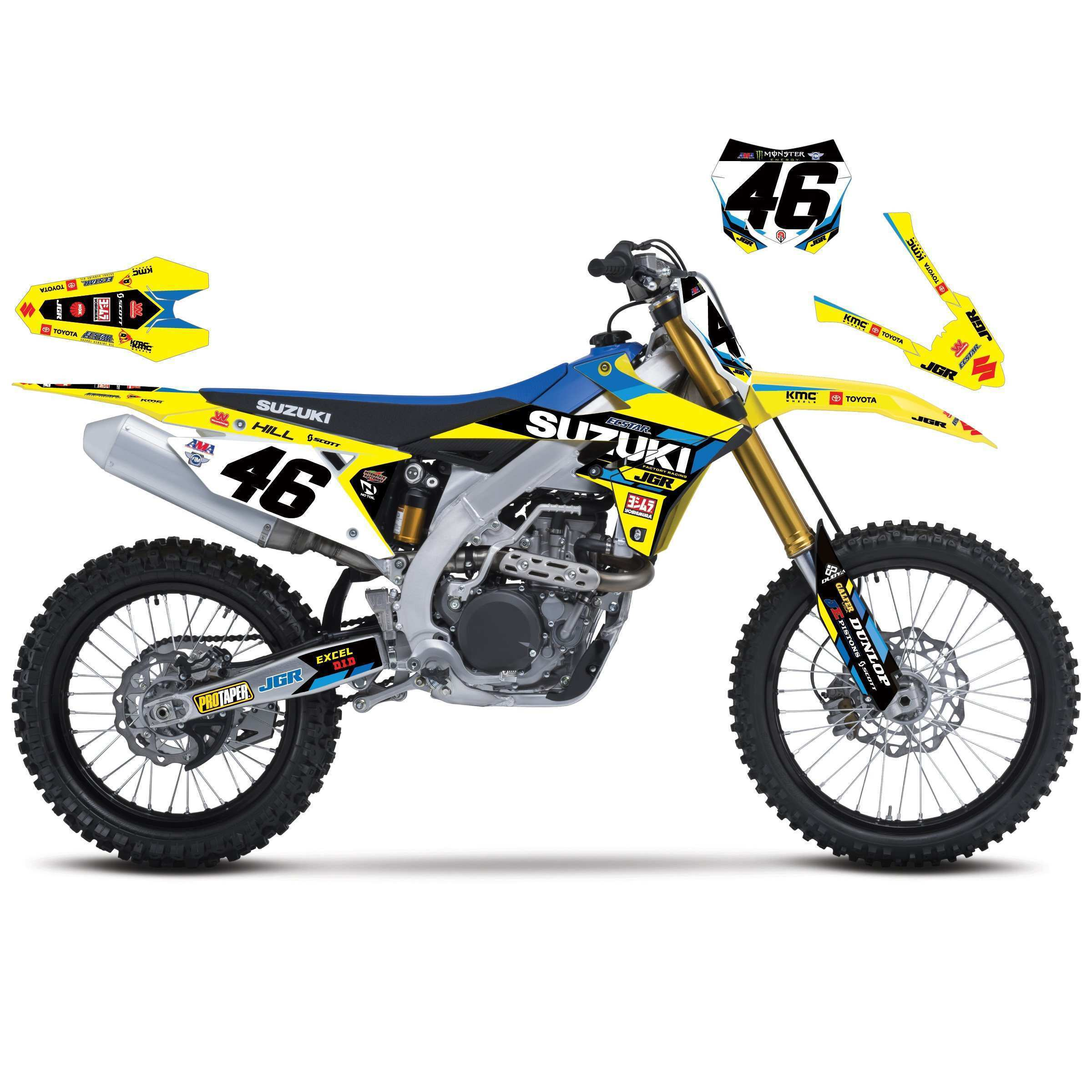 57 Best 2019 Suzuki Rmz Exterior And Interior