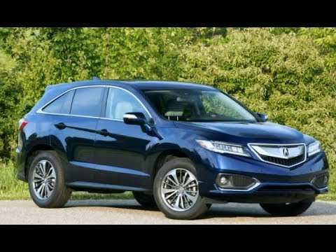 57 New 2019 Acura Rdx Release Date First Drive