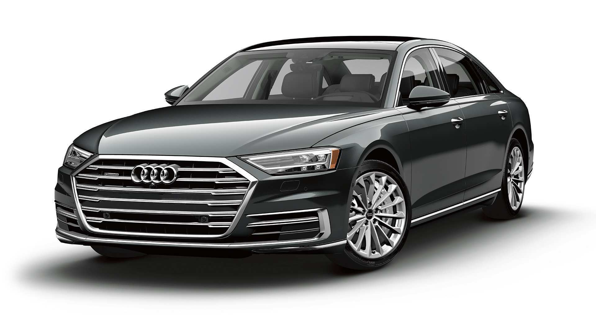 57 New 2019 Audi A8 Features First Drive