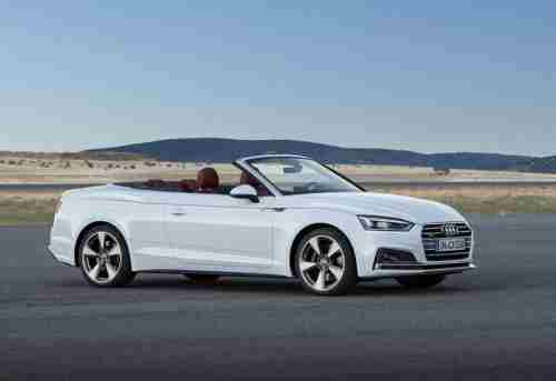 57 New Audi Convertible 2020 Spesification