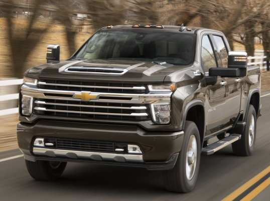 57 New Chevrolet High Country 2020 Images
