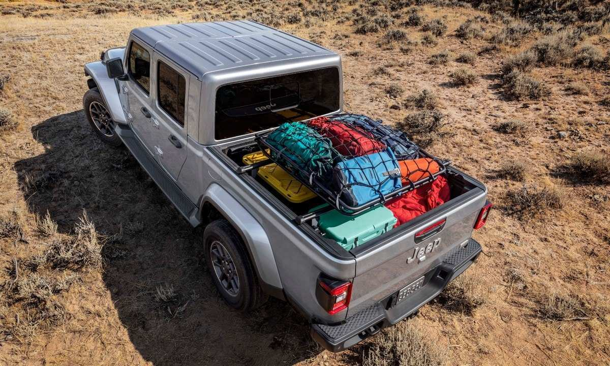 57 New Jeep Comanche 2020 Redesign And Review
