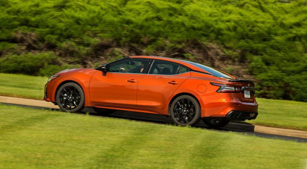 57 New Nissan Maxima 2020 Price Design And Review