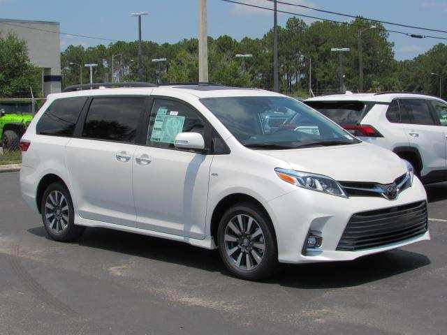 57 New Toyota Van 2020 Redesign And Concept