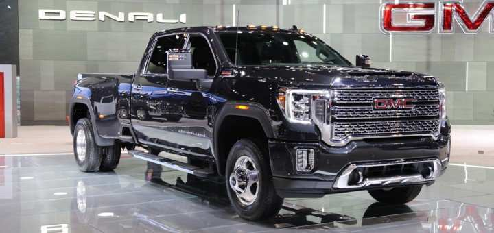 57 New When Does The 2020 Gmc Sierra Come Out Specs And Review