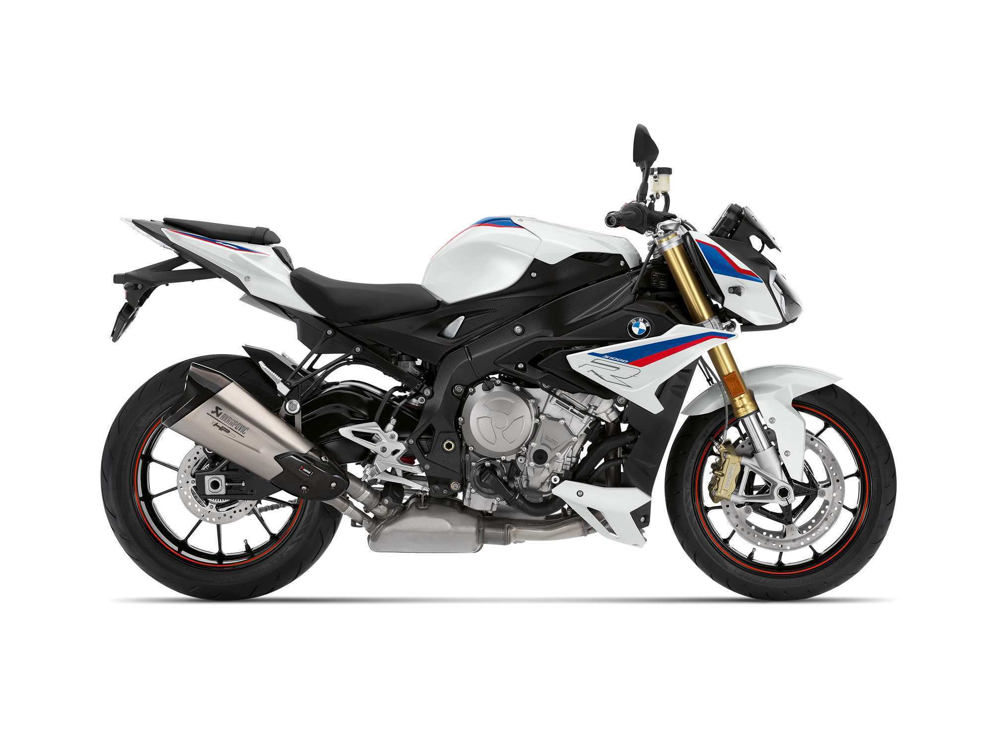 57 The 2019 Bmw S1000R Engine
