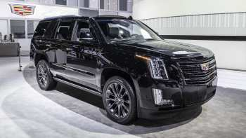 57 The 2019 Cadillac Escalade Redesign Overview