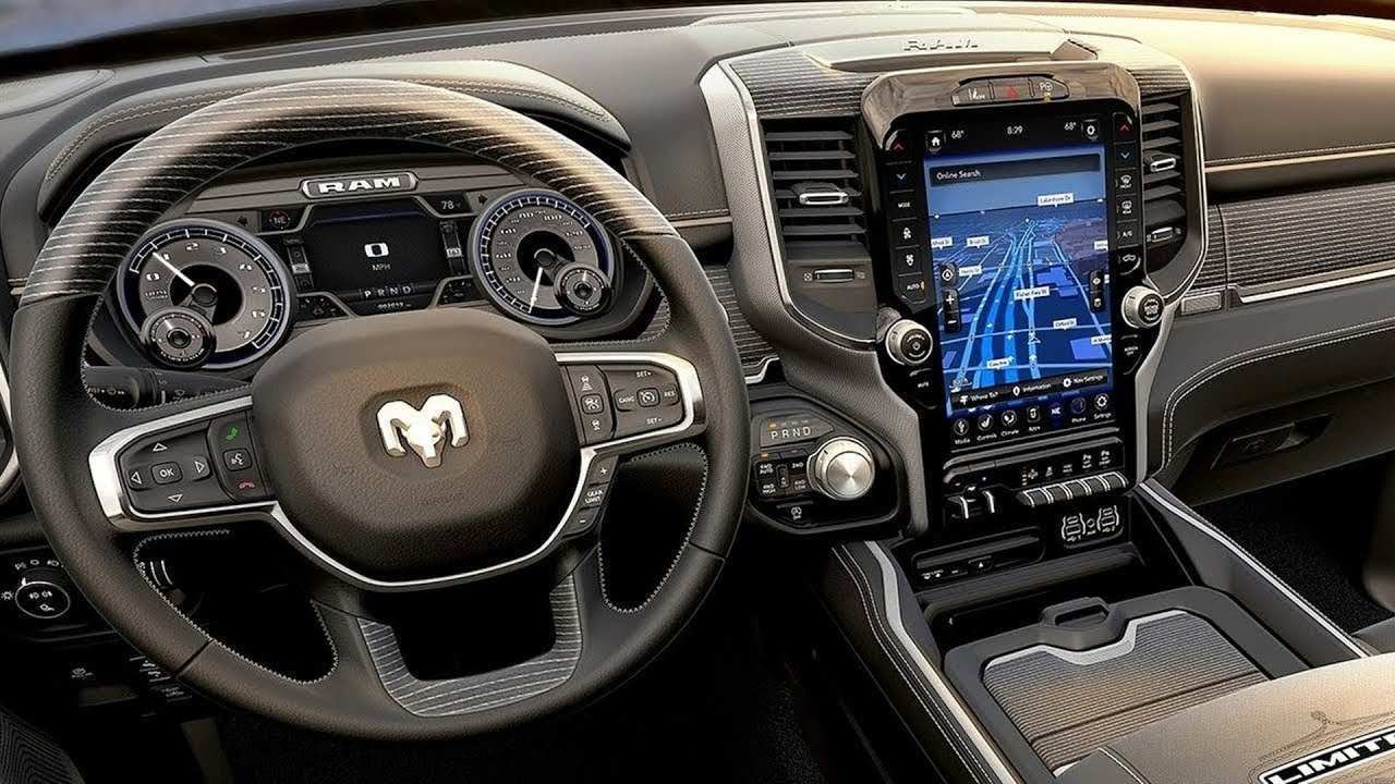 57 The 2019 Dodge Interior Price And Release Date