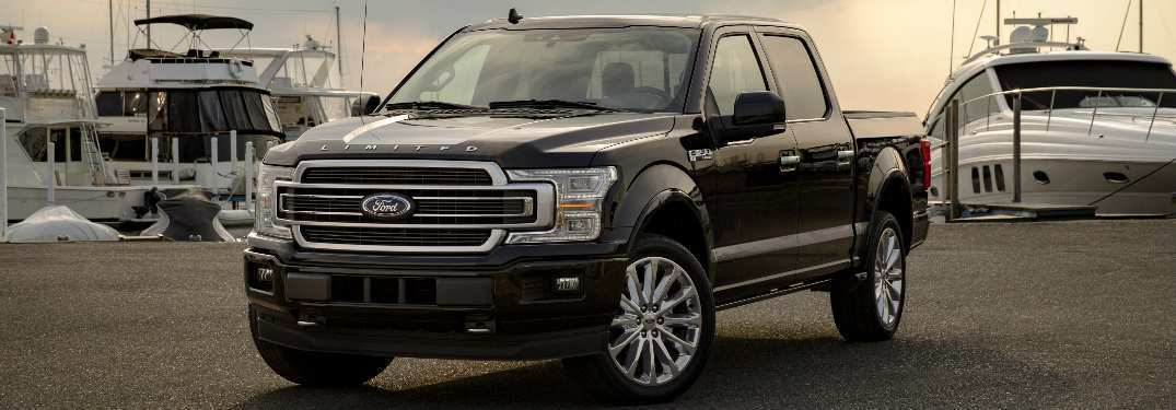 57 The 2019 Ford F 150 Limited Concept And Review