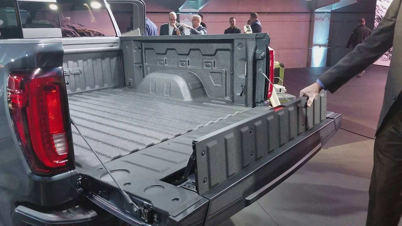 57 The 2019 Gmc New Tailgate Redesign