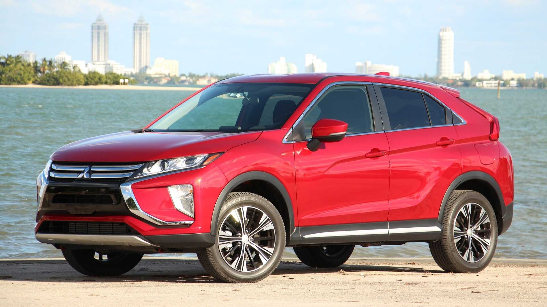 57 The 2019 Mitsubishi Cross New Review