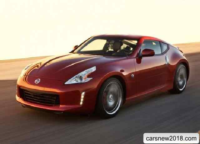 57 The 2019 Nissan Z Spy Exterior And Interior