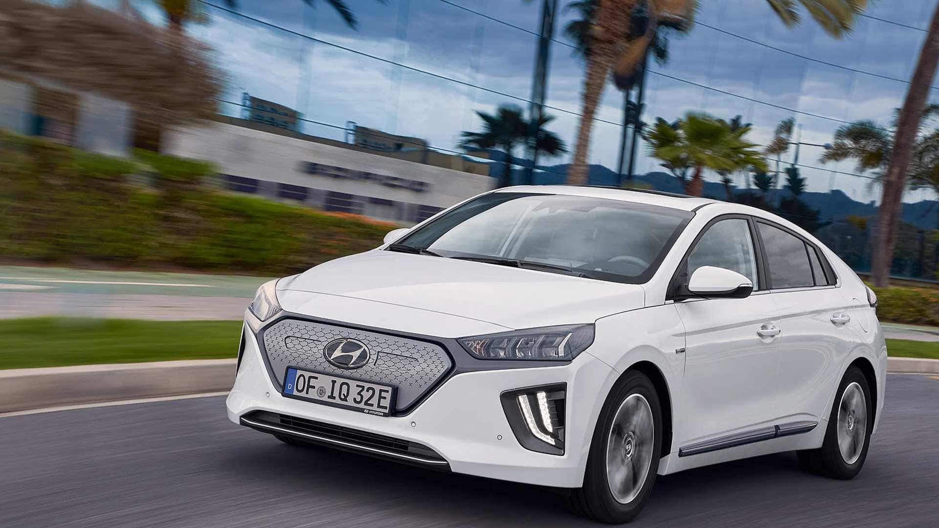 57 The 2020 Hyundai Ioniq Performance