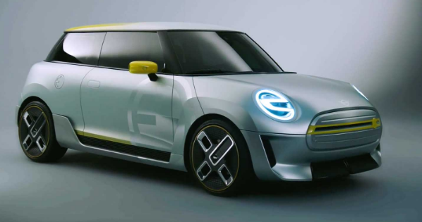 57 The Best 2019 Electric Mini Cooper Release Date And Concept