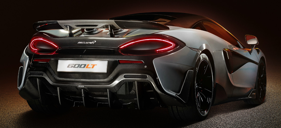57 The Best 2019 Mclaren Sedan Spesification