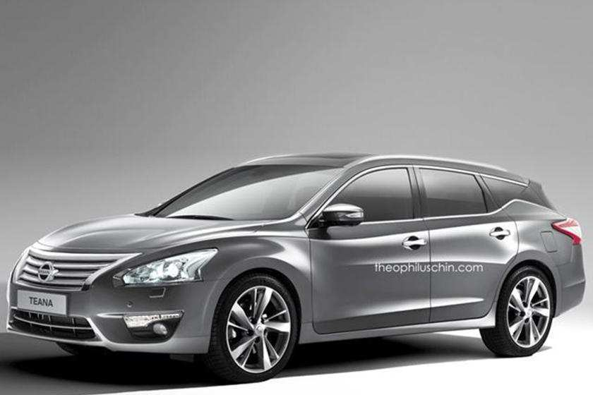 57 The Best 2019 Nissan Altima Rendering Wallpaper