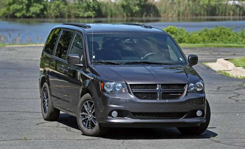 57 The Best 2020 Dodge Grand Caravan Redesign Picture