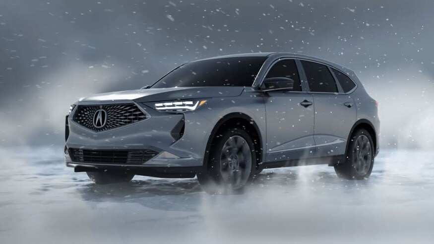 57 The Best Acura Mdx 2020 Redesign Review And Release Date