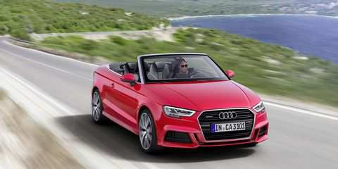57 The Best Audi Convertible 2020 Pictures