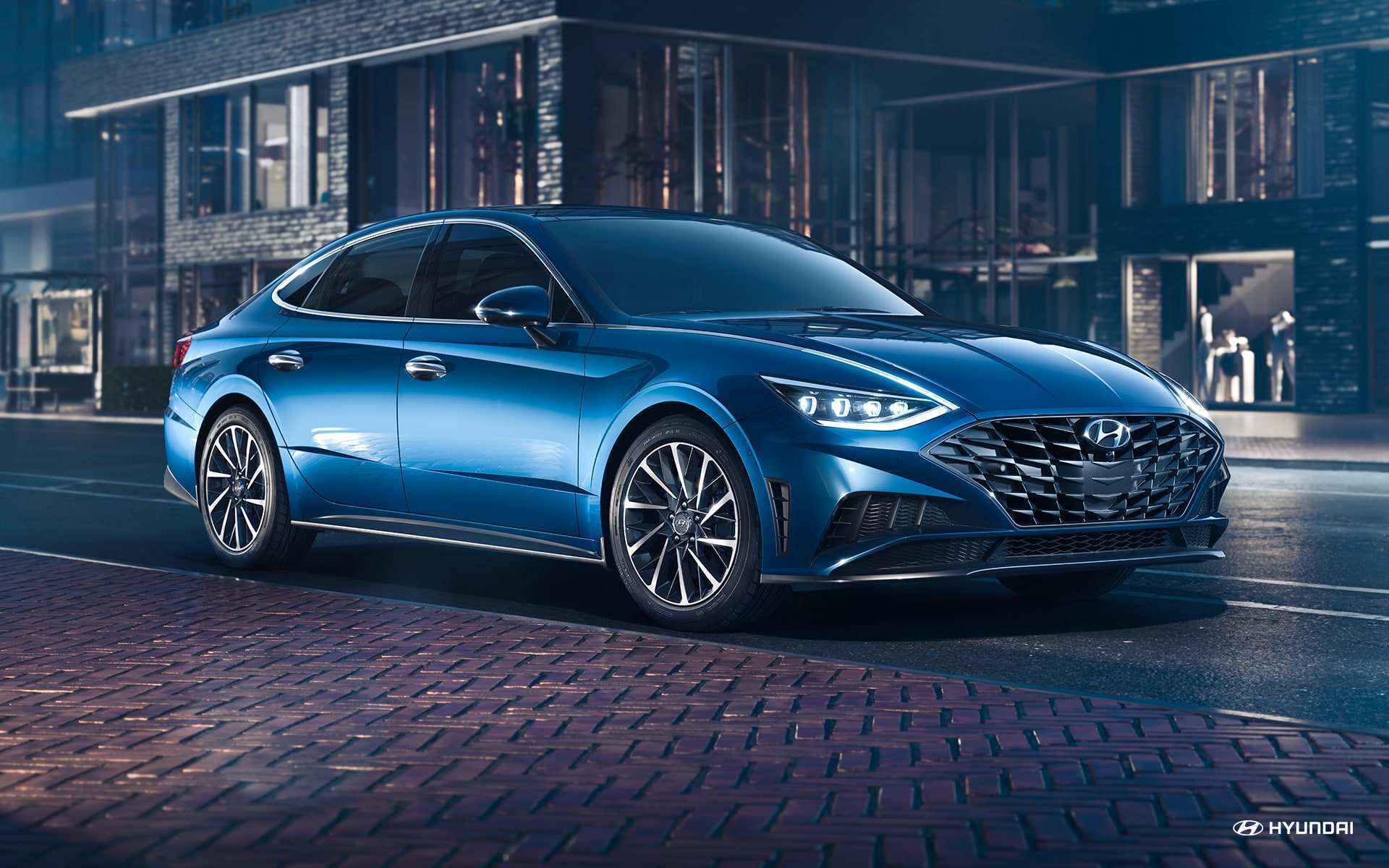 57 The Best Hyundai Sonata 2020 Release Date New Concept