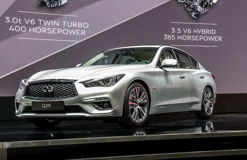 57 The Best Infiniti Q50 2020 Redesign Redesign And Concept