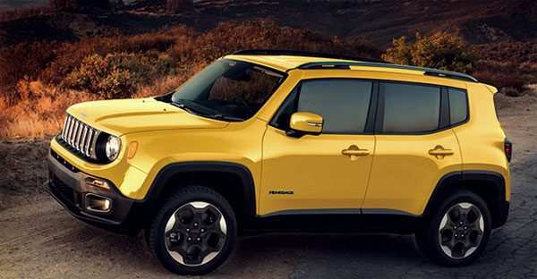 57 The Best Jeep Renegade 2020 Spy Shoot