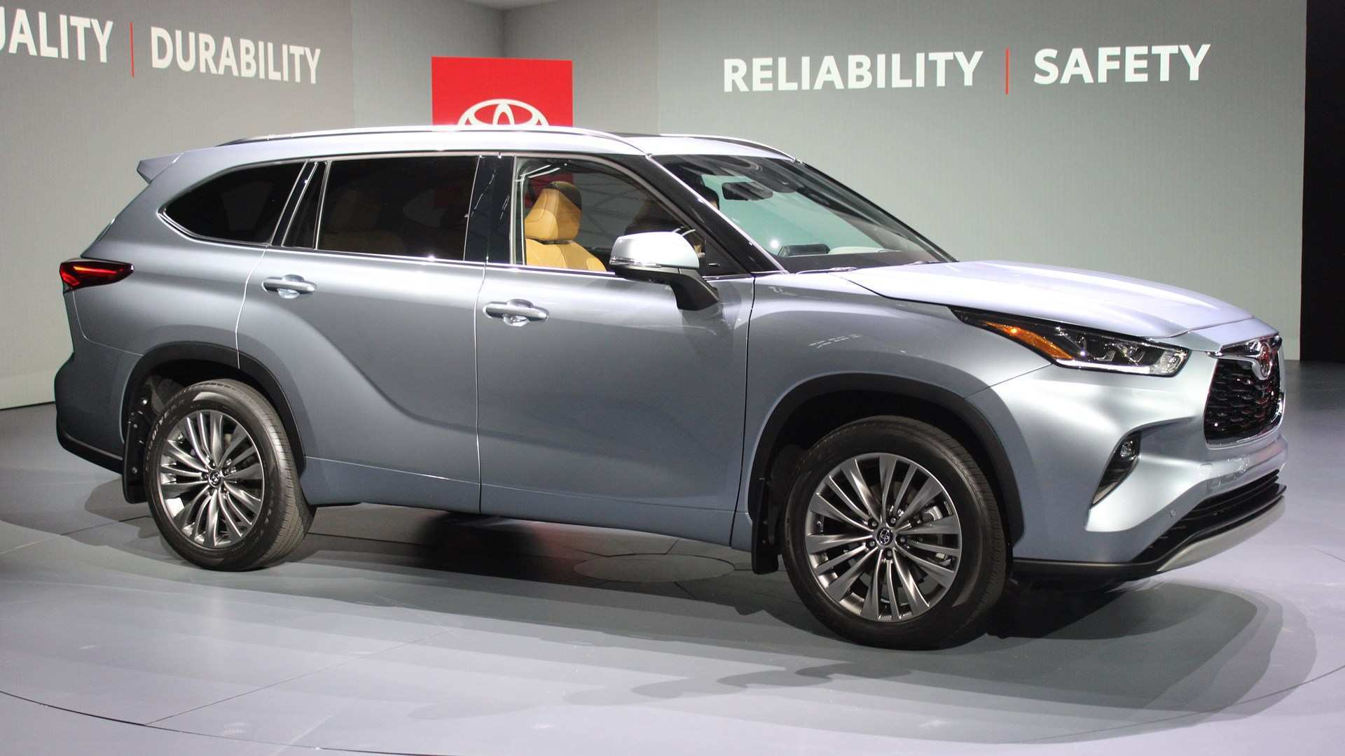 57 The Best Toyota Highlander 2020 Release Date Performance