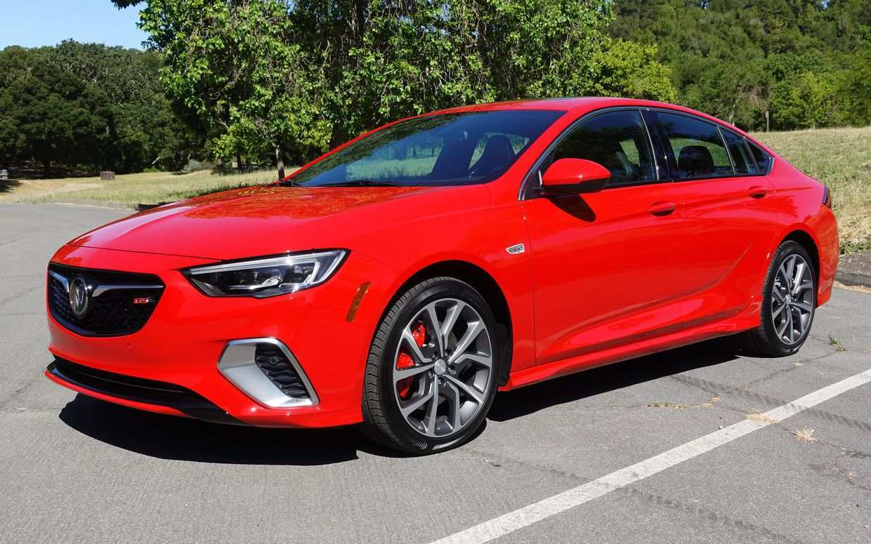 57 The Buick Regal 2020 Redesign