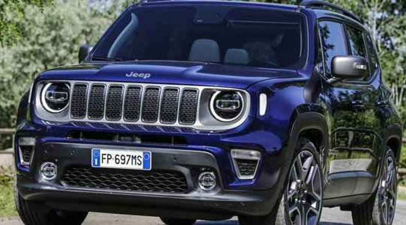 57 The Jeep Renegade 2020 Redesign And Review