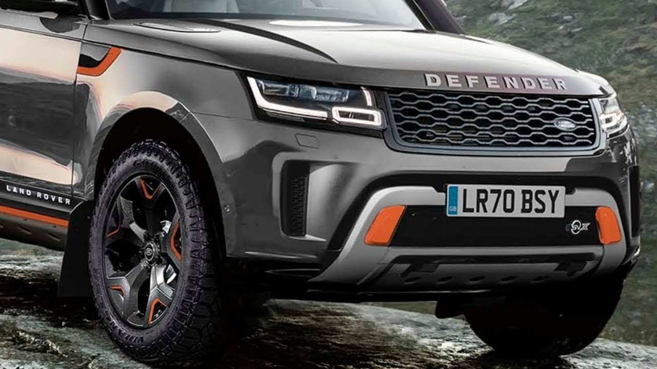 58 A 2020 Land Rover Performance And New Engine