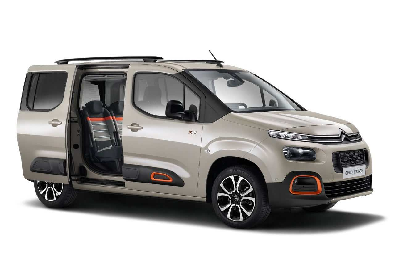 58 A Citroen Berlingo 2020 Redesign And Concept