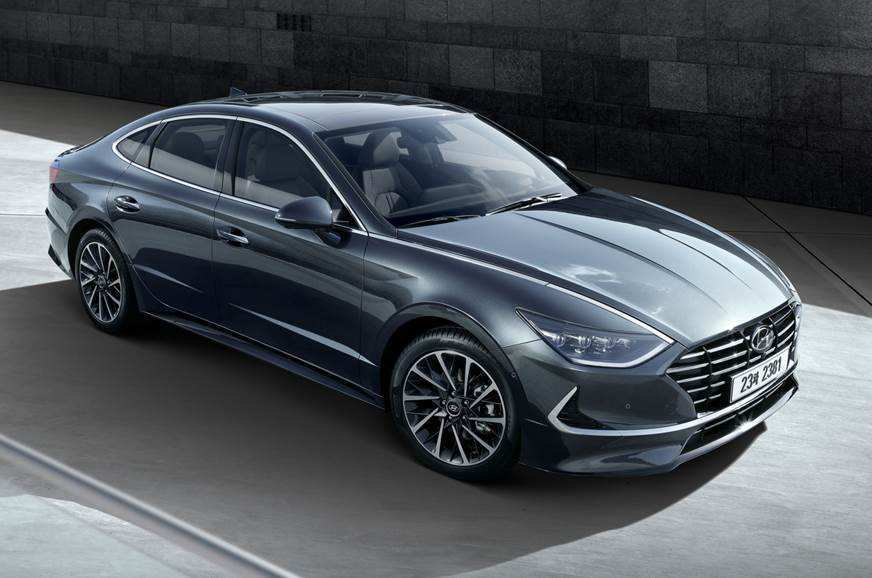 58 A Hyundai Sonata 2020 Price In India Concept