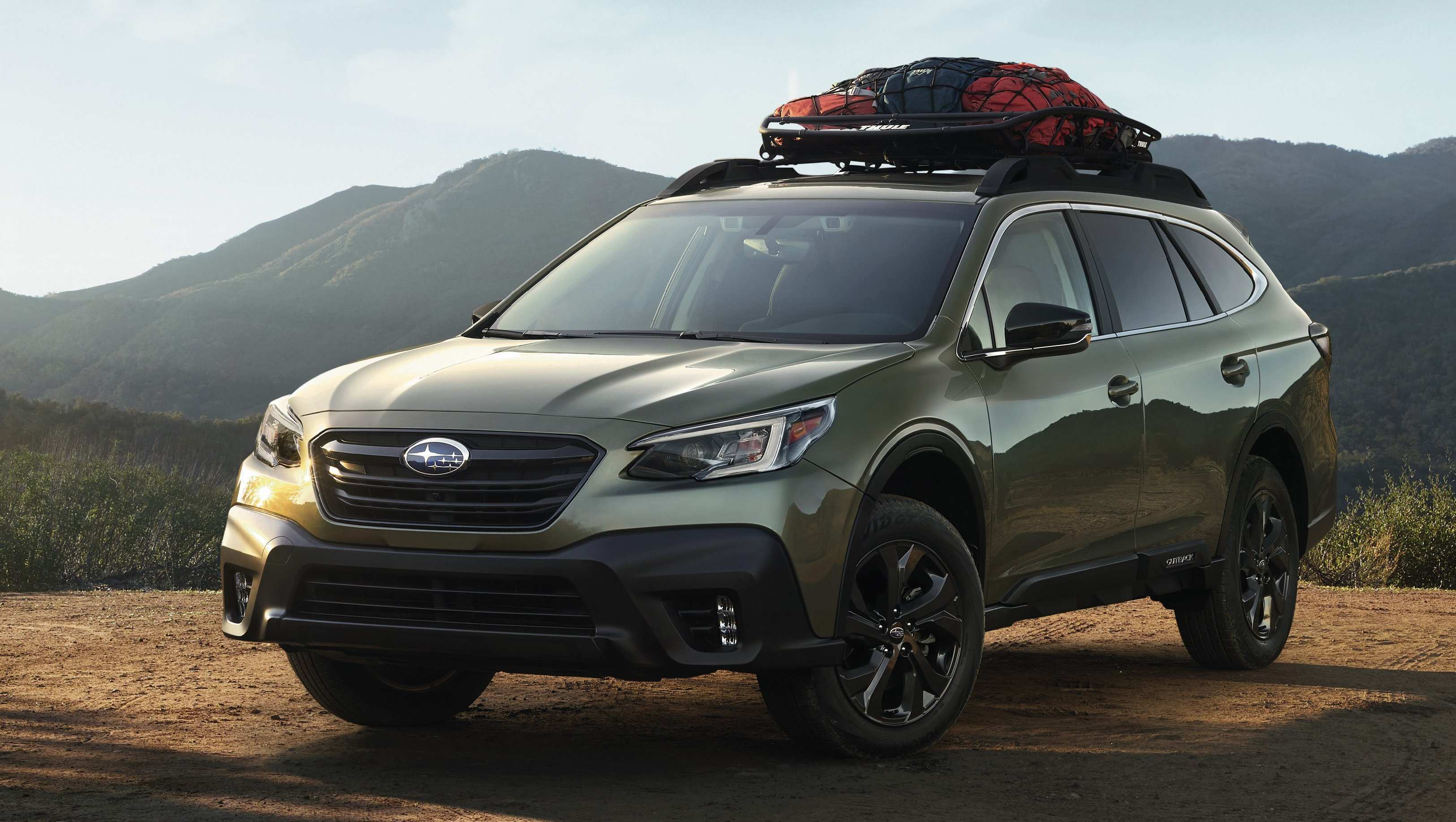 58 A Subaru Outback 2020 New York Picture