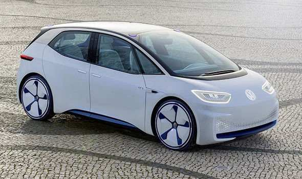 58 A Volkswagen Id 2019 Style