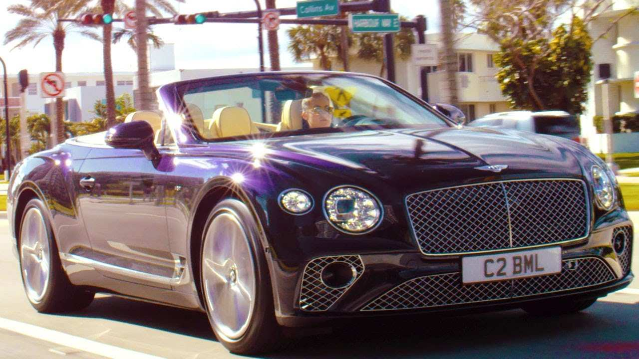 58 All New 2019 Bentley Continental Gt V8 Release Date And Concept
