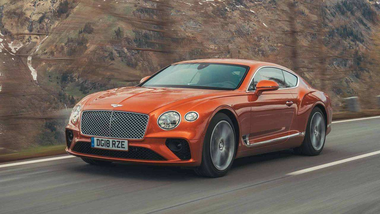58 All New 2019 Bentley Continental New Concept